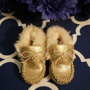 "Baby ""Jessica Simpson"" slippers"